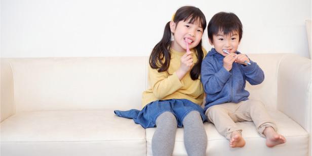 マイナス1才からの虫歯予防